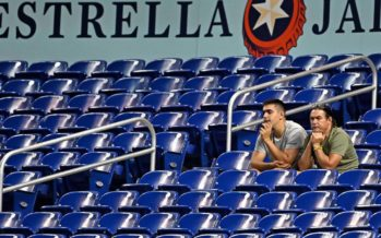Rays issue statement about astonishingly low attendance