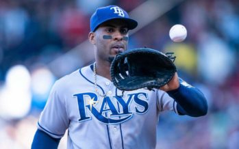 Rays activate Yandy Diaz from 10-day injured list