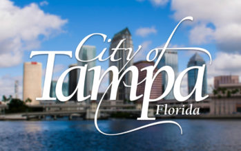 City of Tampa Traffic Advisory for Gasparilla Bowl Onbikes Player Build — Friday, December 20, 2019