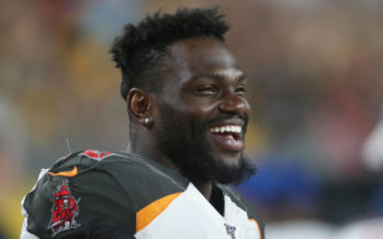 Shaq Barrett expresses optimism about remaining with Bucs