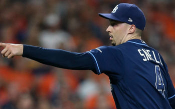 Rays pitcher Blake Snell feels Astros stealing signs is worse than PED use